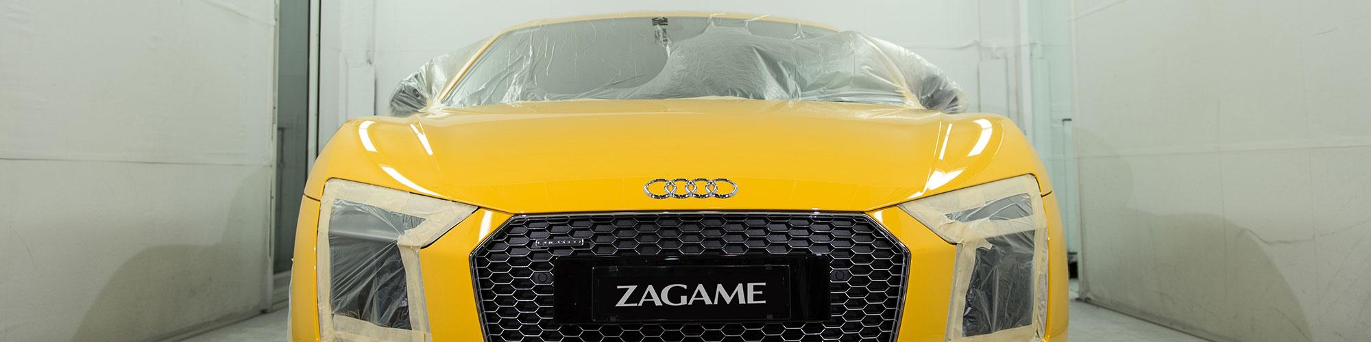 Zagame Autobody Australias Leading Audi Panel Smash Repairer - Audi auto body