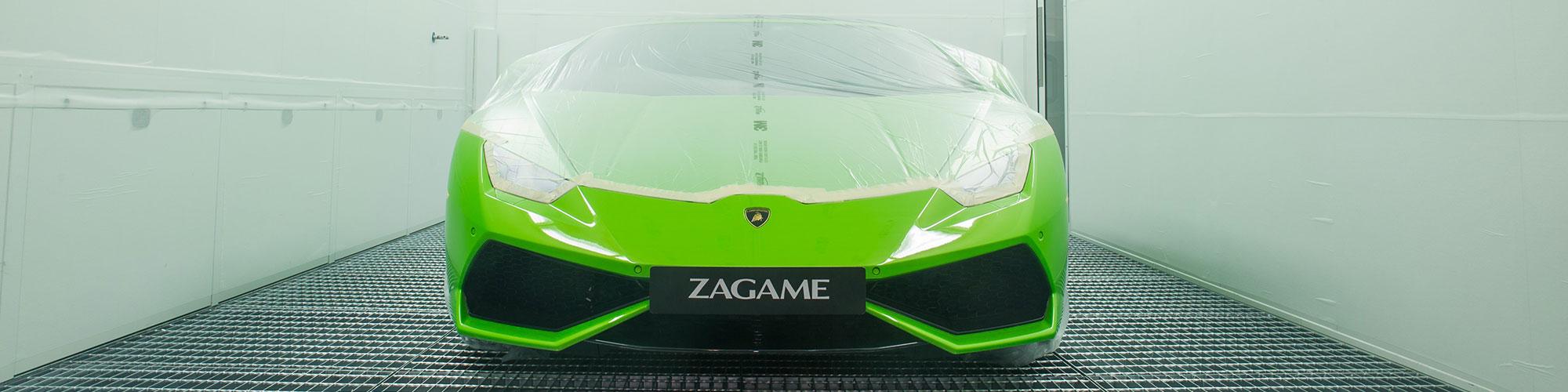Zagame Autobody Victoria S Lamborghini Approved Panel Repairer