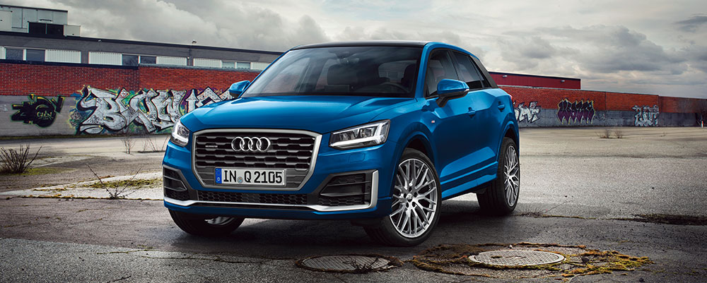 THE ALL-NEW AUDI Q2