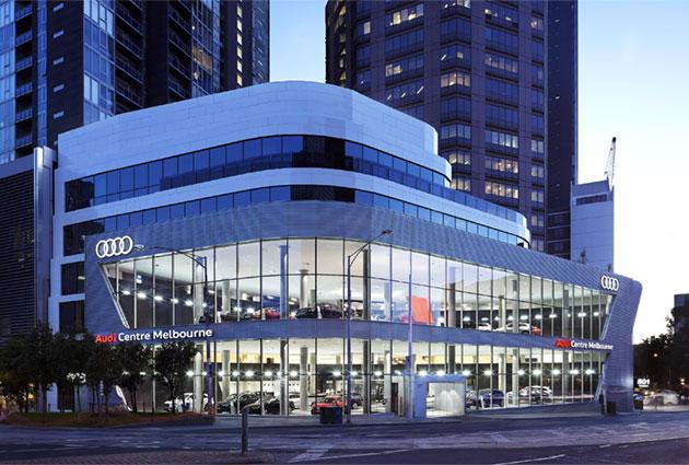 Audi Of Melbourne >> 2019 Audi A4 45 Tfsi B9 Zagame Automotive