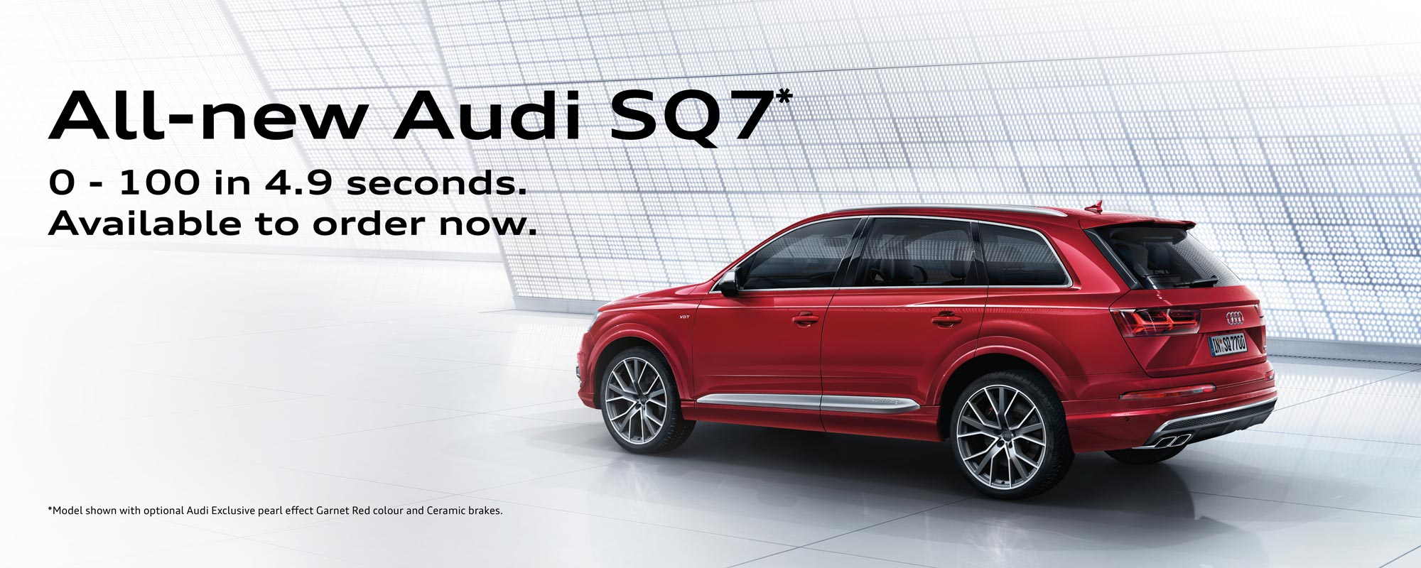 Audi Banner