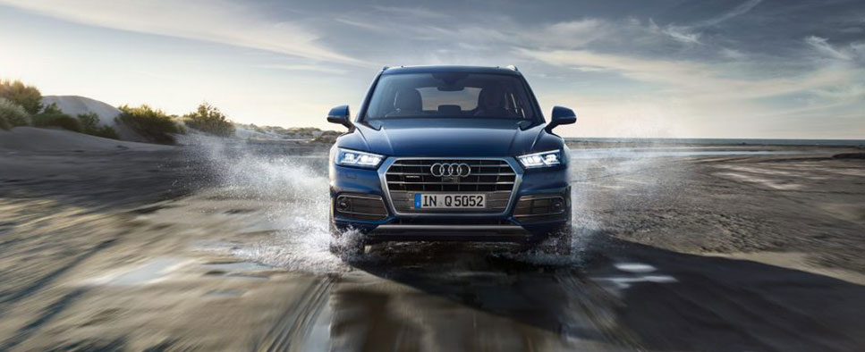 The all-new Audi Q5 is arriving