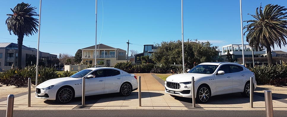 MASERATI AT THE BAYSIDE LONG LUNCH