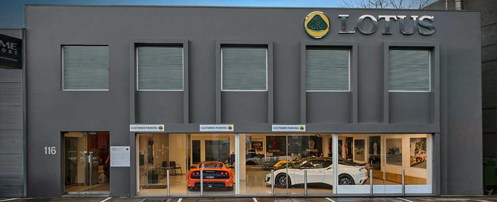 Lotus Melbourne have moved.