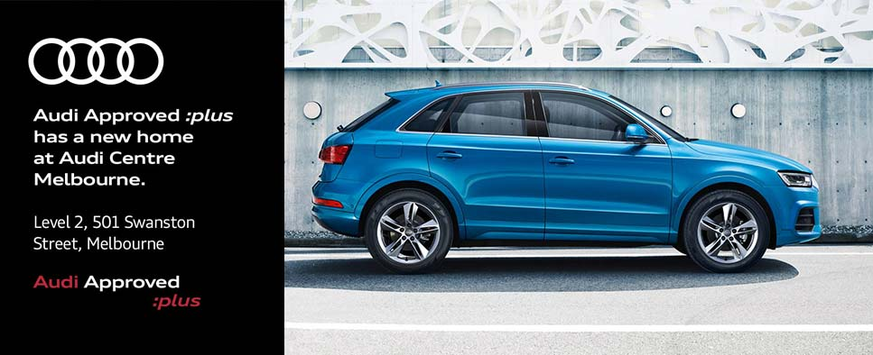 Audi Approved :plus has moved