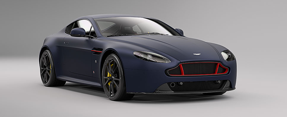 All new Aston Martin Vanquish S. The ultimate Super GT.