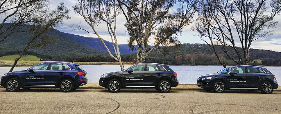All-new Q5 Hotham Drive Experience