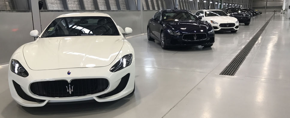 Maserati Hosts A Behind The Scenes Tour At Zagame Tullamarine ...