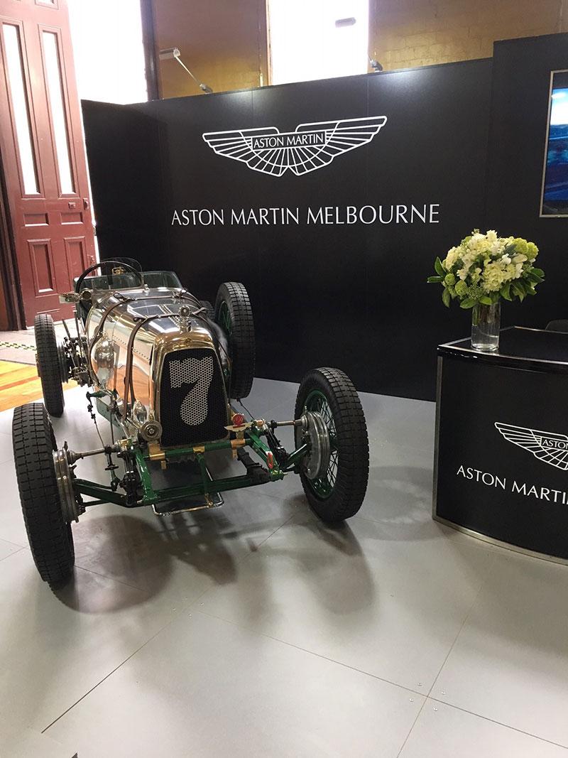 Aston Martin Melbourne At Motorclassica 2017 Zagame