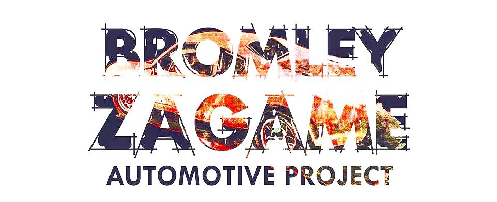 Follow the Bromley & Zagame Auto Project Journey