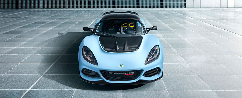 Lotus Exige 410 Arrives at Lotus Melbourne