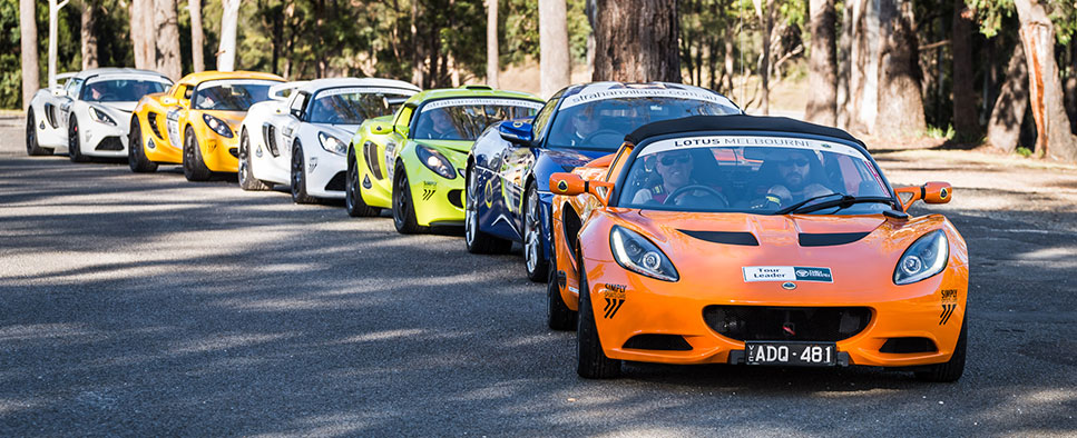 Targa Tour Events