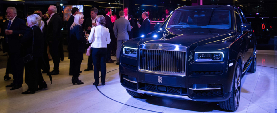 Rolls Royce Motor Cars Melbourne Cullinan Launch