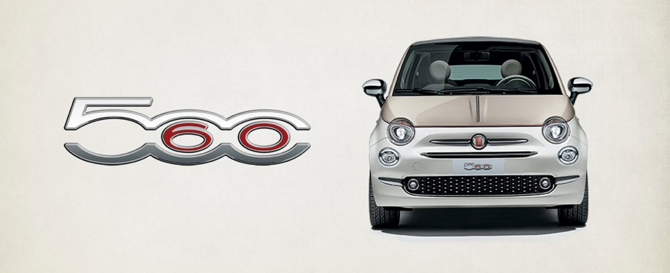 FIAT IS CELETING 60 YEARS - Zagame Automotive
