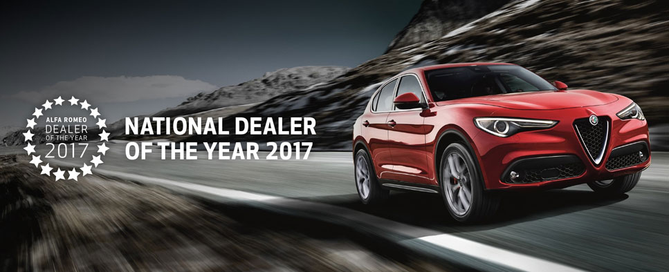 National Dealer of the Year 2017