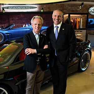 Official Launch of Pagani Melbourne