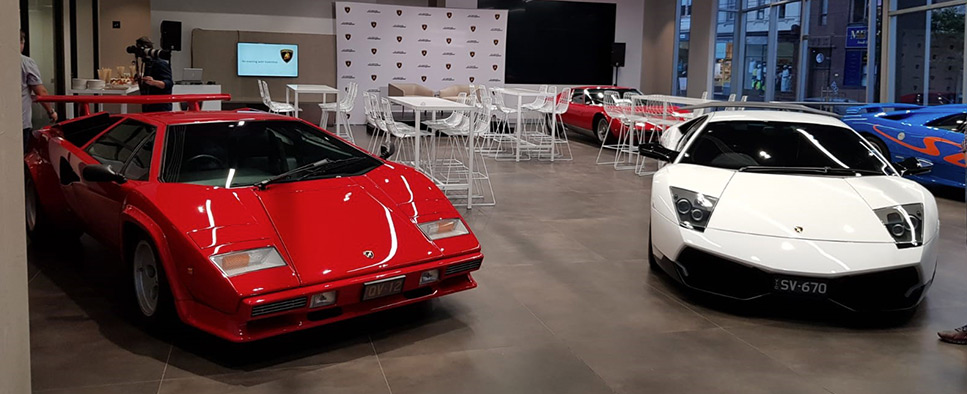 An Evening with Valentino Balboni