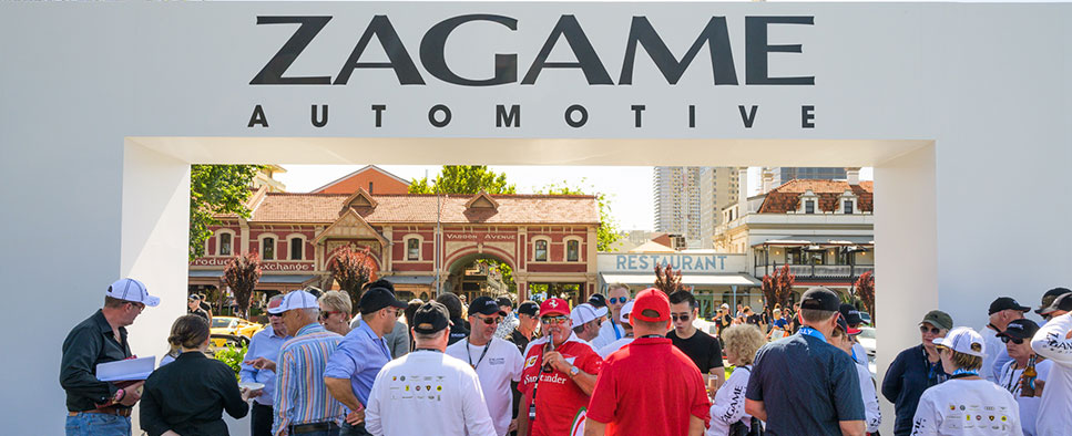 Zagame Adelaide Motorsport Experience