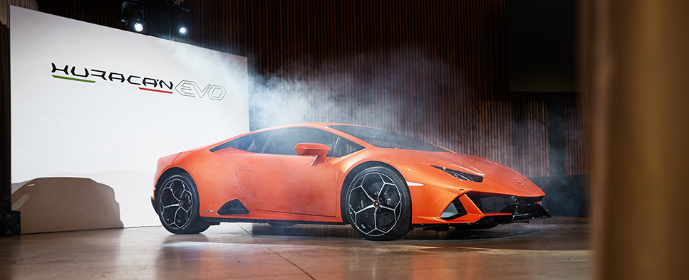 Lamborghini Melbourne celebrates 2019 Grand Prix week with the Huracán Evo