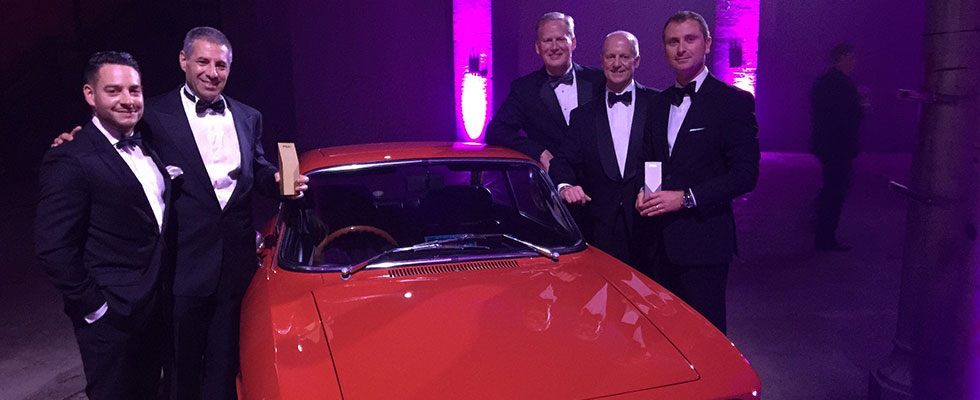 Zagame Alfa Romeo and Fiat have been named 2015 National Dealer of the Year
