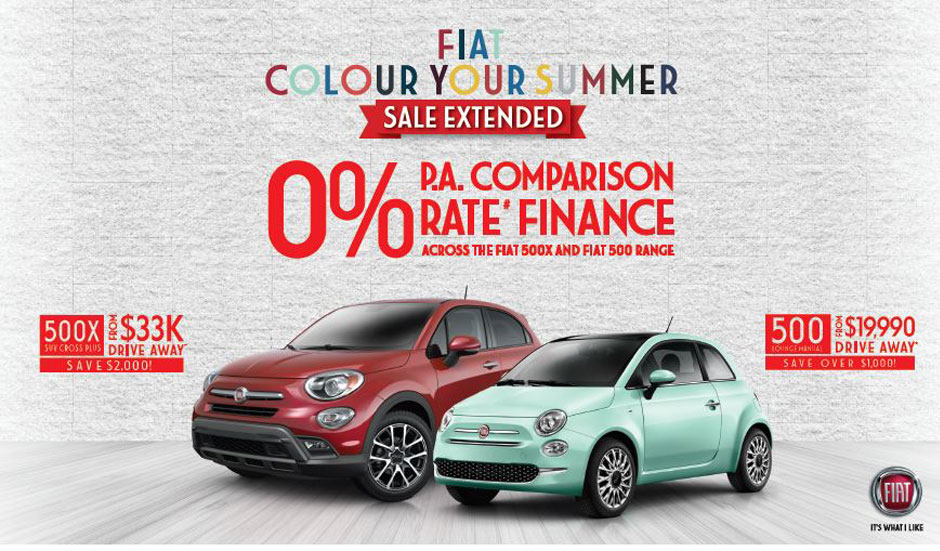 Fiat Special Offers Zagame Automotive - Fiat special offers