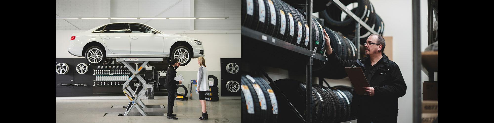 Tyre Programme